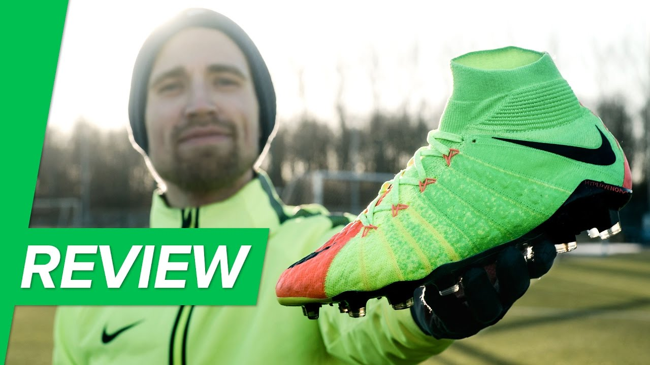 d6e449aafd7 NIKE HYPERVENOM 3 REVIEW - YouTube