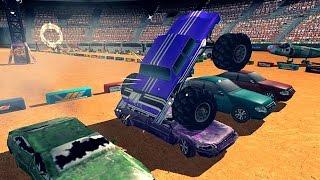 Football Stadium Truck Battle - Android Gameplay HD