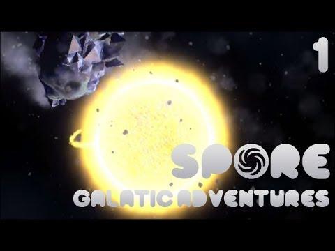 Spore! Galactic Adventures #1 - Om, Nom Nom! Diatoms!