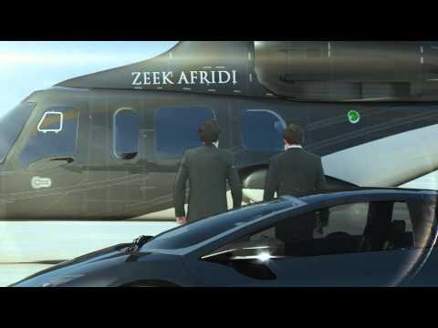 Zeek Afridi song ORBAL official Teaser