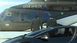 Zeek Afridi song ORBAL official Teaser