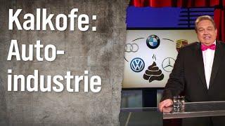 Oliver Kalkofes Laudatio auf die  deutsche Automobilindustrie