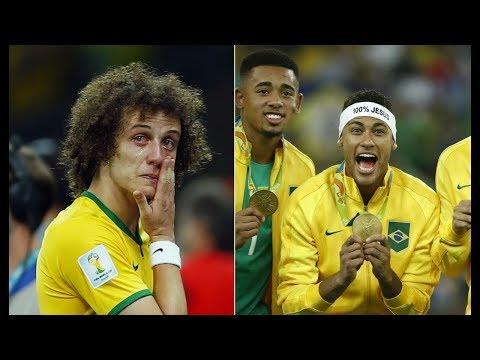 BRAZIL WITH NEYMAR VS BRAZIL WITHOUT NEYMAR | ULTIMATE MOMENTS__HD__