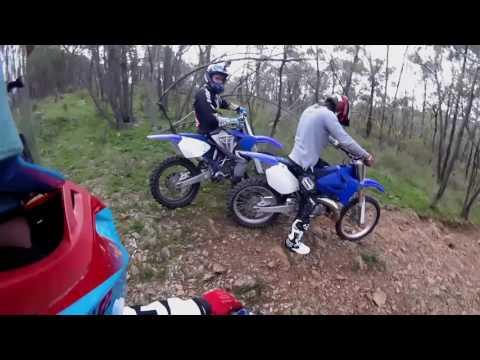 Australian Trail Riding Part 1