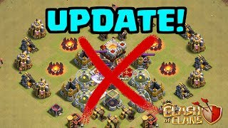 NEW UPDATE: Engineered Bases Are FINALLY DEAD! | Clash of Clans