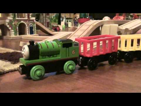 Thomas the Train .............Percy and the Circus Train