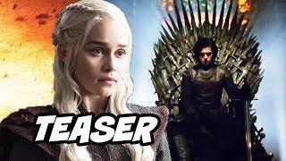 Game Of Thrones Season 8 Daenerys Teaser Explained