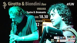 Girotto & Biondini Duo - Teatro Bramante Urbania - Jazz