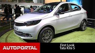 Tata Kite 5 Auto Expo 2016 - Autoportal