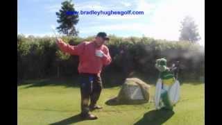 Bradley Hughes Golf- Impact