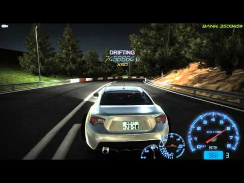 Drift Streets Japan - How To Drift Track 1 0.6 |