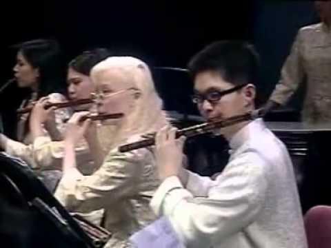 Traditional Chinese Orchestra - Dedu - NTDTV Lunar New Year Gala, Taiwan 2005