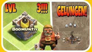 ComUnity Clan LVL 3!| Gelungene Clan Krieg Angriffe!| Clash of Clans Deutsch 023| Boomer