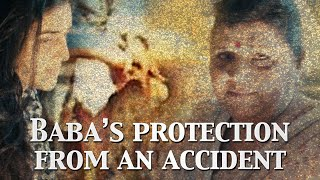Baba's Protection From An Accident | Sai Baba Miracle