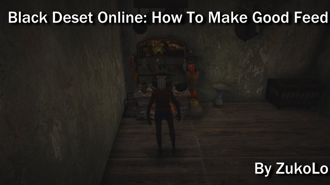 how to make good food black desert