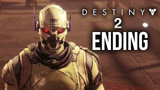 DESTINY 2 ENDING & POST CREDITS Walkthrough (Full Game) PS4 Pro Gameplay