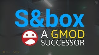 S&box by Facepunch   A Successor to Garry's Mod