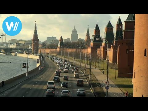"On the Road: Russia (Documentary of 2012 about Russia from the series ""I Love Democracy"")"
