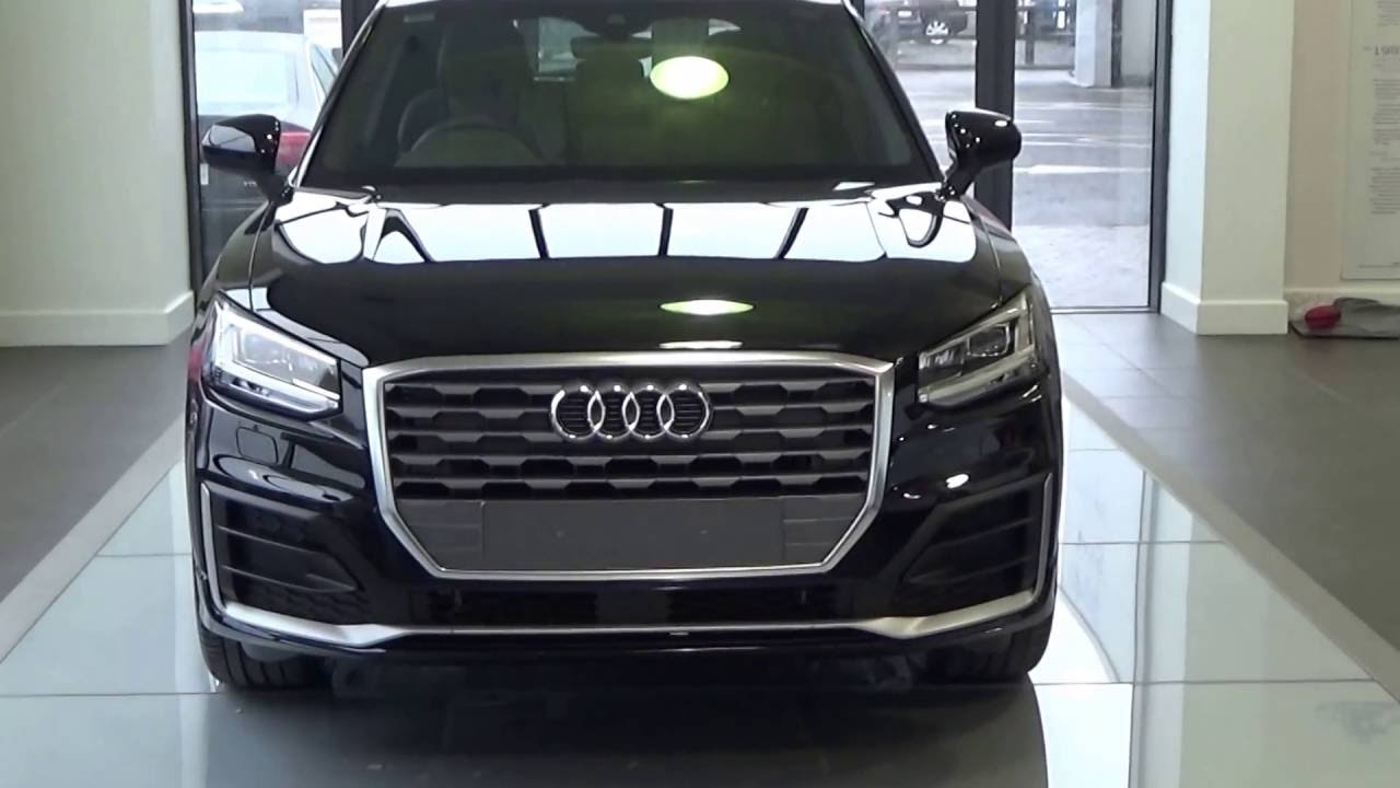 cmg audi ballina new audi q2 1 6tdi s line 110bhp review youtube. Black Bedroom Furniture Sets. Home Design Ideas