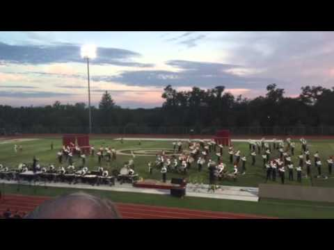 """The Blue Stars """"Sideshow"""" in Monroeville, PA"""
