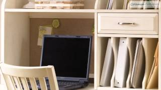 Hampton Bay White Home Office Collection From Liberty Furniture