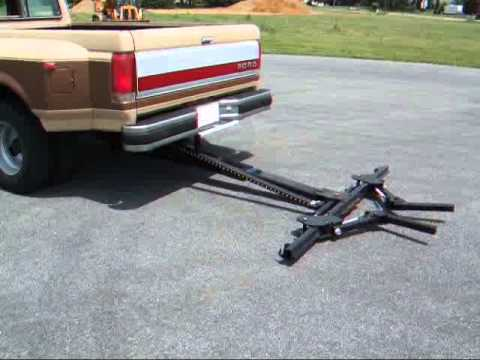 Lift Amp Tow Z Series Hidden Wheel Lift Youtube