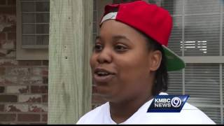 Kids see mother robbed, father shot in Grandview