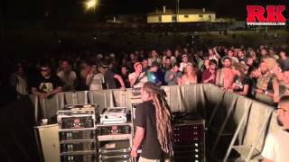 Blackboard Jungle Live at Garance Reggae Festival - 2014, 24th July (Dub Corner Station)