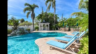 Tropical Breeze Resort | Homepage Video 2020 | Siesta Key, FL