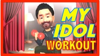 MY IDOL - Morning Workout Routine by ABChrisLee Fitness # 3