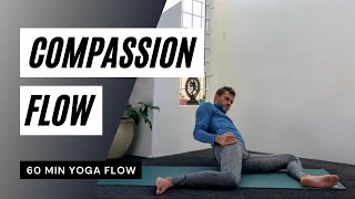 Compassion Flow (60 min) | with Steven from Yoga Works