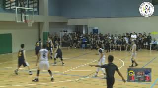 IASAS Basketball 2017.