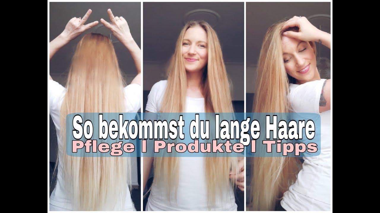 Tipps fur lange haare