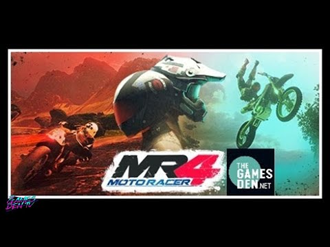 MOTO RACER 4 1st Impressions Gameplay XBOX ONE PS4