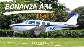 Rc Beechcraft Bonanza A36 built part 2