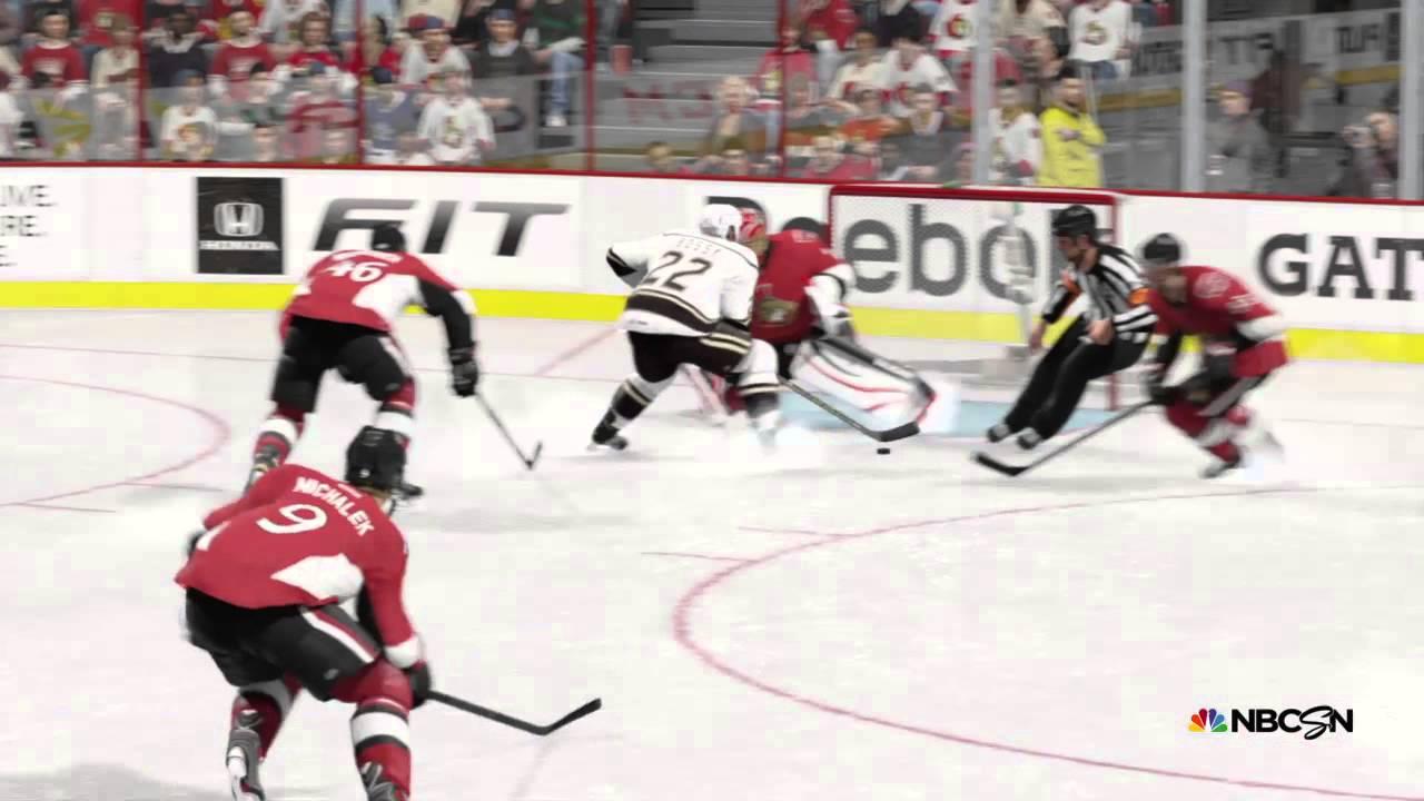 Download NHL 15 nasty goal!