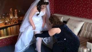 Прилуки. Свадьба. Невеста (нарезки фильма)