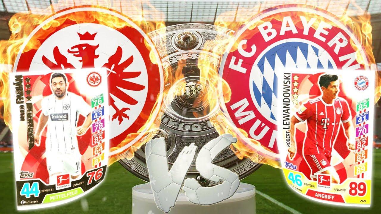EINTRACHT FRANKFURT vs FC BAYERN MÜNCHEN 0:1 | Orakel 9.12 ...