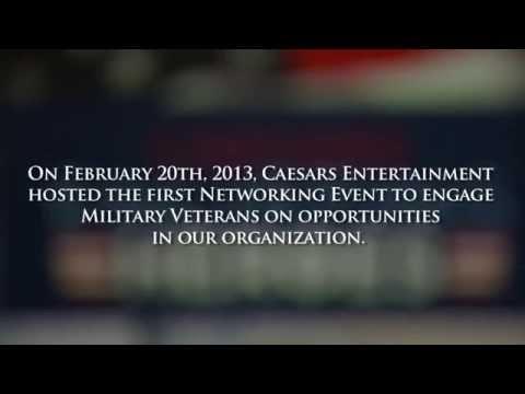 Veterans | Caesars Entertainment Corporation