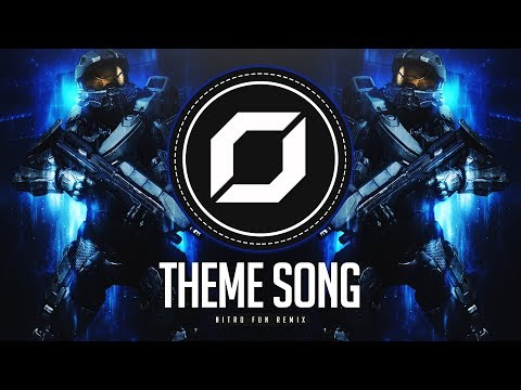 PSY-TRANCE ◉ HALO - Theme Song (Nitro Fun Remix)