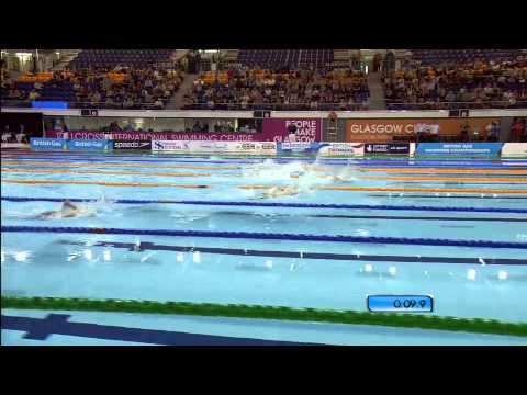 British Gas Swimming Championships 2014 - Finals Day One
