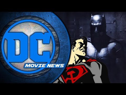 Batman Noir, Superman Red Son Movie? and More - DC Movie News