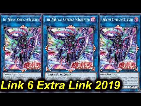 Ygopro Ignister Arrival Link 6 Extra Link 2019 Youtube