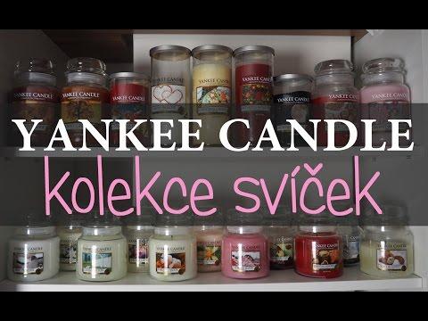 YANKEE CANDLE | kolekce svíček / candle collection