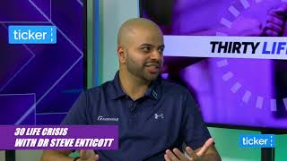 Ali Terai - Passion as the driver in business (Ticker TV)