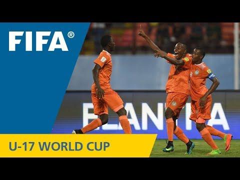 Match 8: Korea DPR v Niger – FIFA U-17 World Cup India 2017