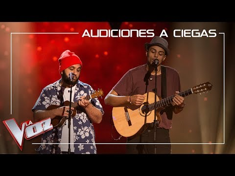 Domingo Ondiz y Roy Borland cantan 'Summertime' | Audiciones a ciegas | La Voz Antena 3 2019