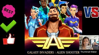 How to play galaxy invaders.Alien shooter. screenshot 5