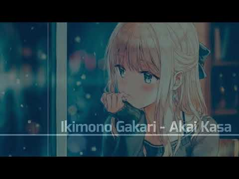 Ikimono Gakari - Akai Kasa [With Lyrics]
