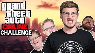 Challenge: Räuber und Gendarm 🎮 Grand Theft Auto Online #177